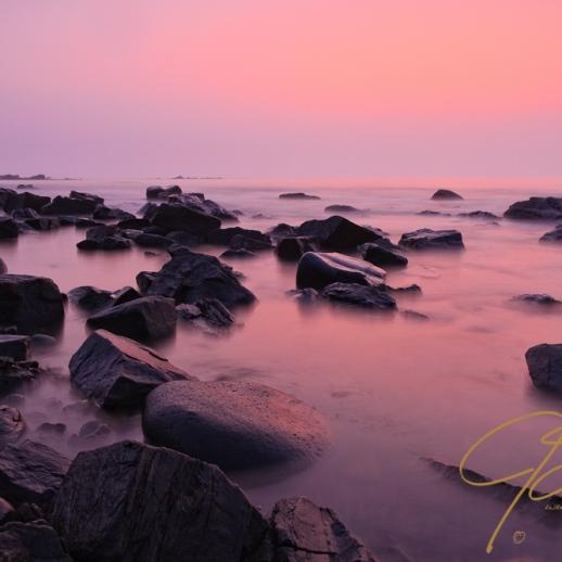 Sunrise, Odiorne Point-2