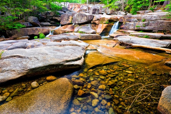 Diana's Baths, Bartlett, NH