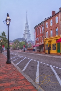 Market Square, Portsmouth, NH