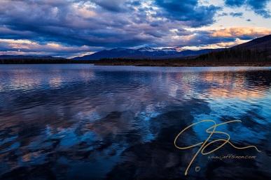 Cloud Reflections, Cherry Pond, Jefferson, NH