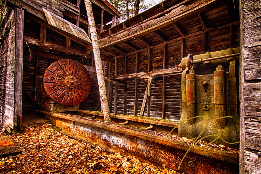 Turning Shed Redstone Quarry North Conway Nh Jeff