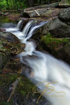 Mad River Flume