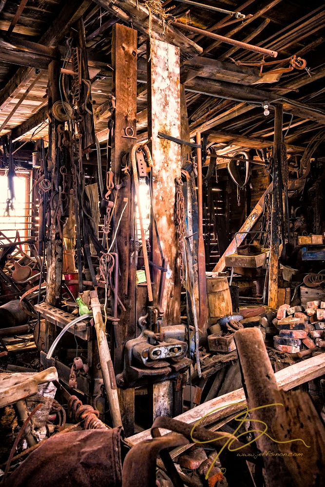 A Broader View Of The Interior My Favorite Abandoned Barn