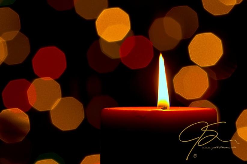 Christmas Flame