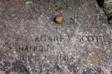Memorial To Margaret Scott, Accused Witch