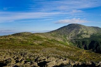 Mt. Washington From Boott Spur