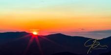 Dawn On Boott Spur Trail