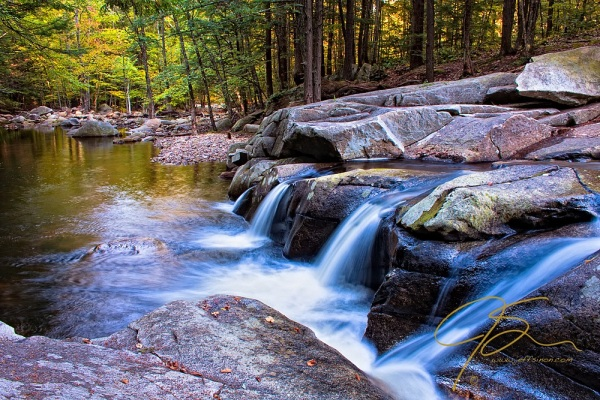 Mad River Falls, Farmington, NH