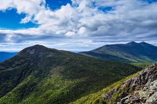 Franconia Ridge From Mt. Flume