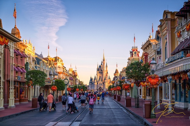 Main Street USA, Magic Kingdom