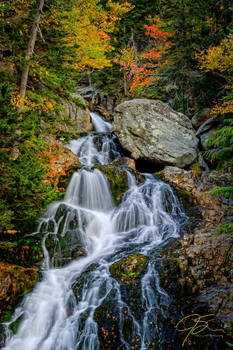 Crystal Beauty, White Mountains, New Hampshire.